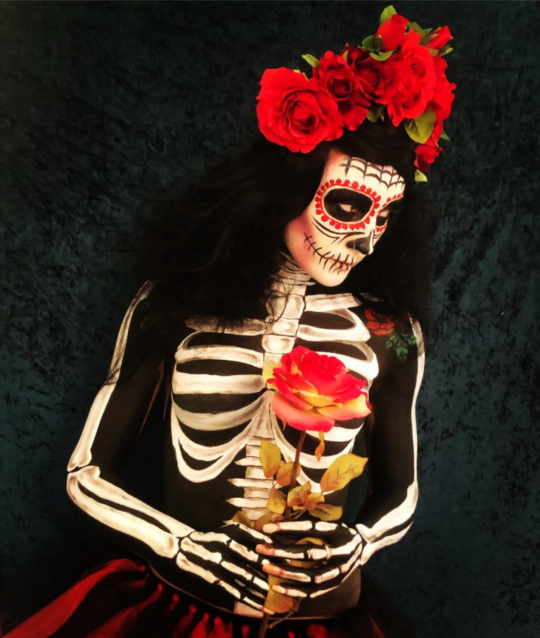 ally day of the dead